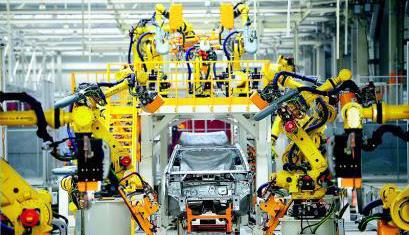 常州建成全省首个工业机器人性能测试室
