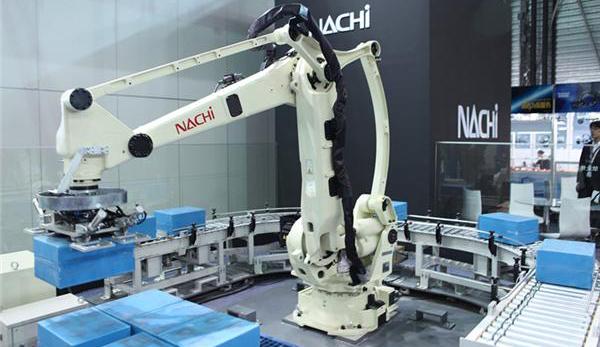 NACHI机器人焊接应用案例展示