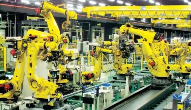 全球最多!发那科累计售出50万台工业机器人