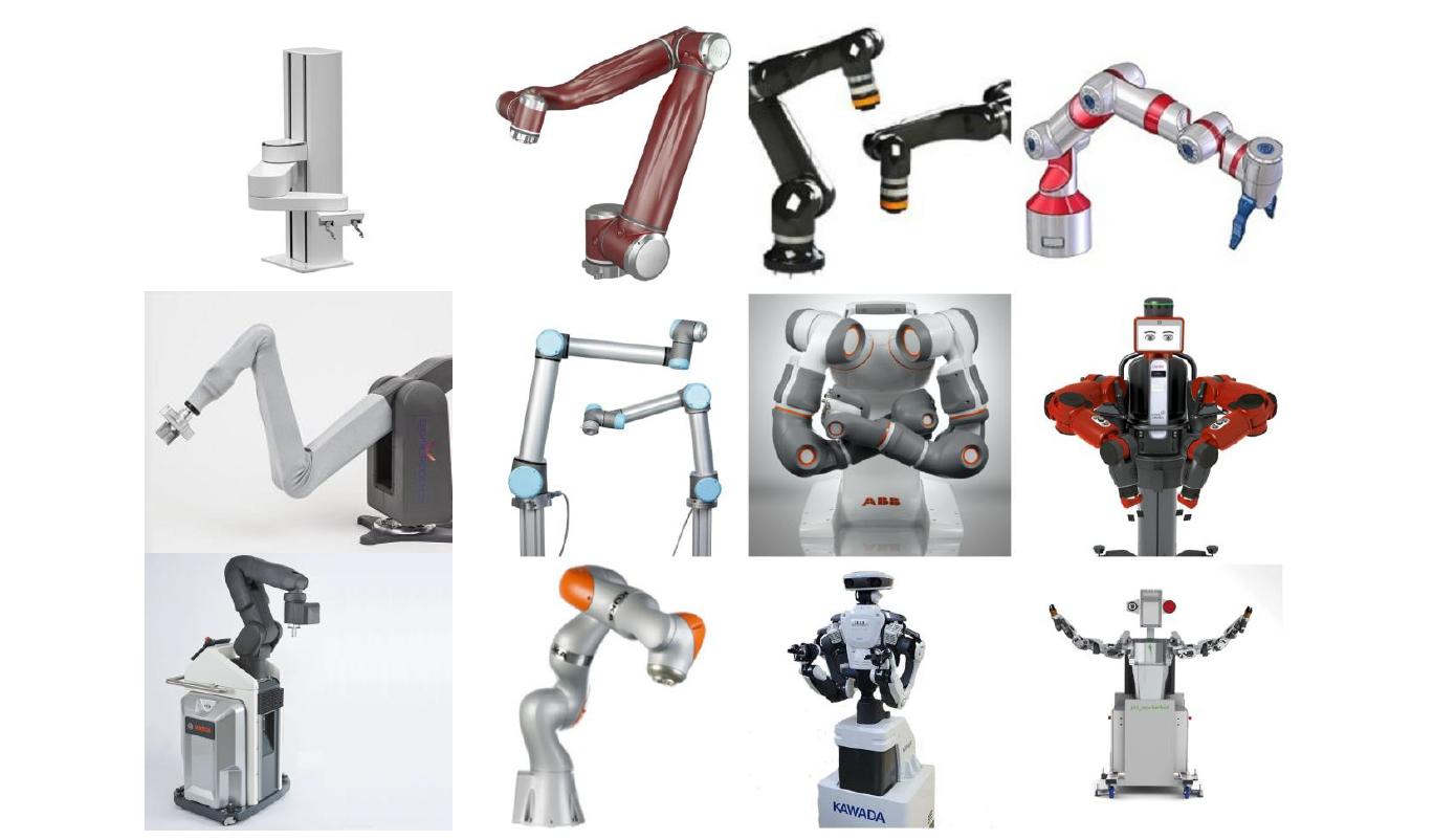 从清华刚刚传出来!工业机器人技术最新知识大全,都在这100页PPT里了