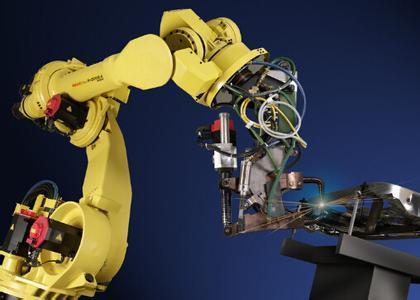 如何部署工业机器人单元?