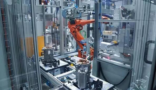 宝马BMW i3莱比锡工厂制造全过程揭秘